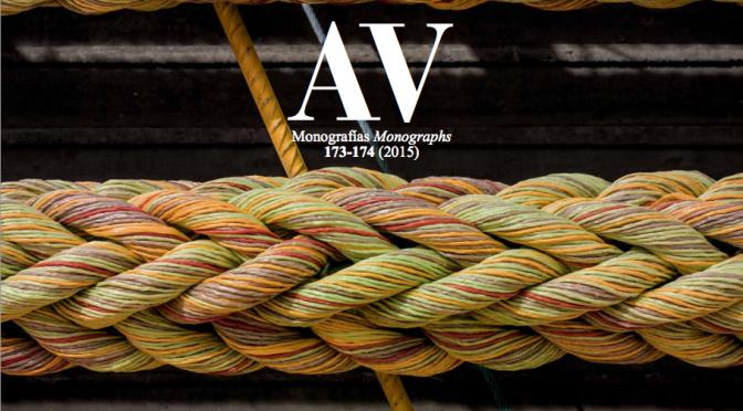AV Monografías España 2015