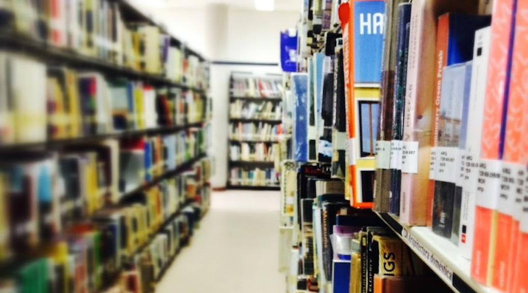 Biblioteca de la Escuela de Arquitectura de Las Palmas de Gran Canaria