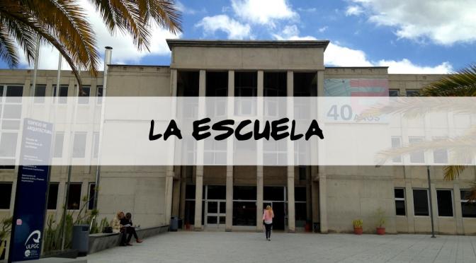 Escuela de arquitectura las palmas de gran canaria for Arquitectura las palmas