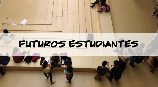 Futuros estudiantes de la Escuela de Arquitectura de Las Palmas de Gran Canaria
