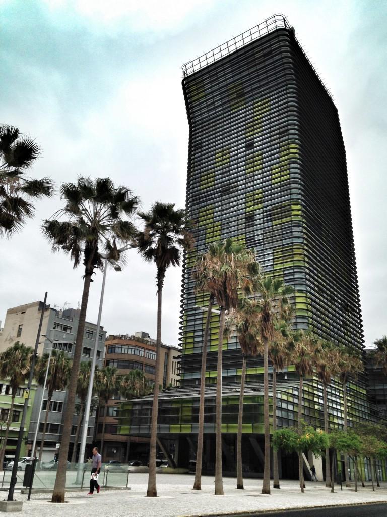 Torre Woermann en Las Palmas de Gran Canaria