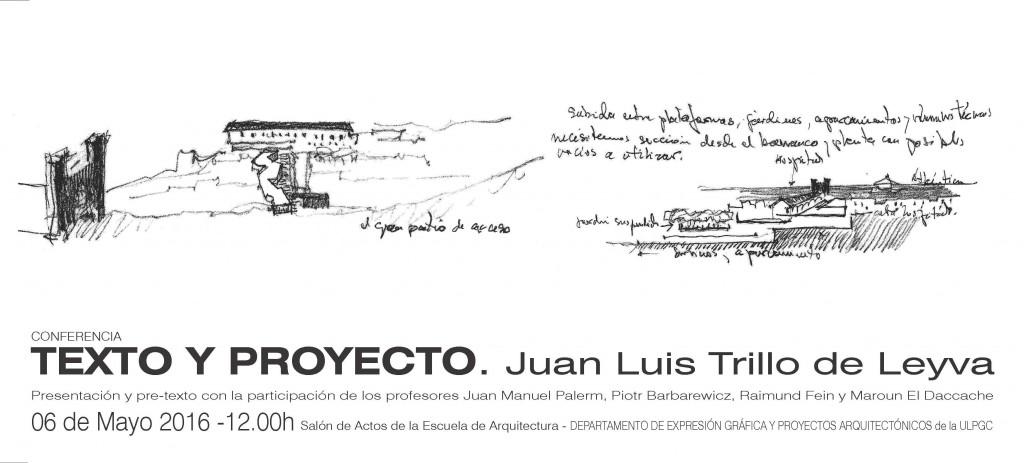 20160503 Conferencia Juan Luis Trillo