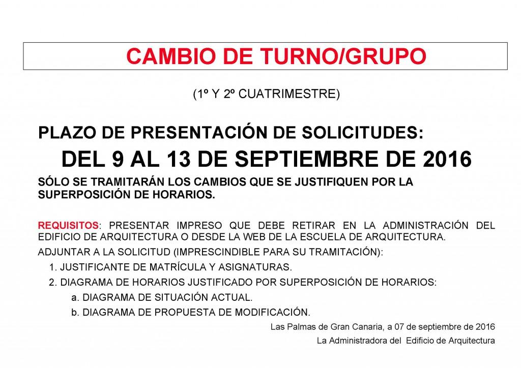07092016 ANUNCIO 15-16 letras grandes CAMBIO DE TURNO-GRUPO