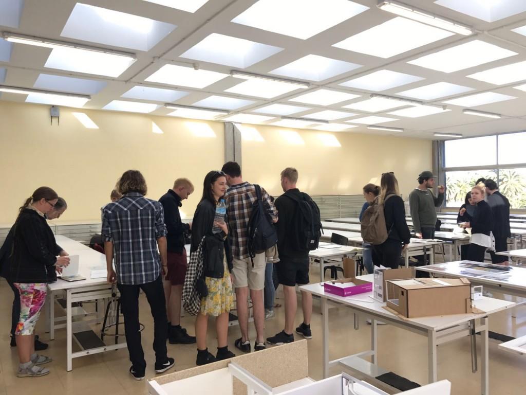 Escuela de arquitectura las palmas de gran canaria for Decano dela facultad de arquitectura